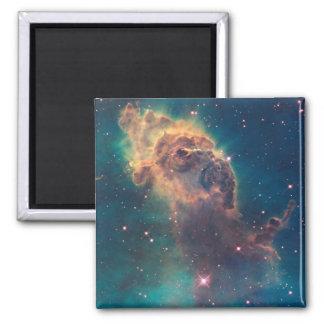 Jet in Carina Nebula Magnet