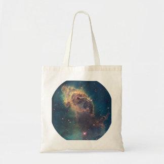 Jet in Carina nebula NGC 3372 Bags
