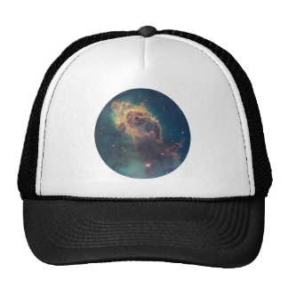 Jet in Carina nebula (NGC 3372) Trucker Hats