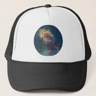 Jet in Carina nebula (NGC 3372) Trucker Hat