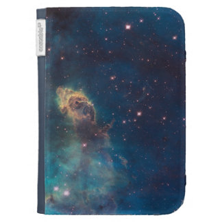 Jet in Carina WFC3 UVIS Kindle Case