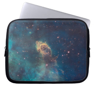 Jet in Carina WFC3 UVIS Laptop Bags/Sleeves Computer Sleeve
