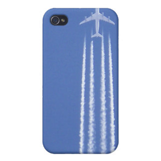 Jet in the sky covers for iPhone 4
