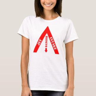 Jet Intake - Danger T-shirt