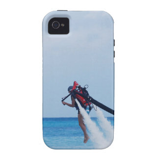 Jet Pack Blasting Off Case For The iPhone 4