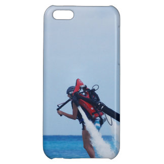 Jet Pack Blasting Off iPhone 5C Covers
