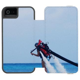 Jet Pack Blasting Off Incipio Watson™ iPhone 5 Wallet Case