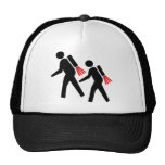 Jet Pack Hikers of the Future Hat