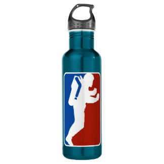 Jet Pack league logo bottle