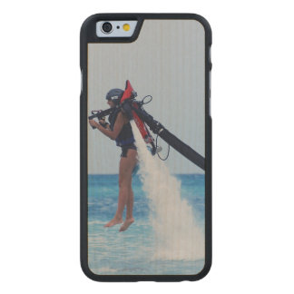 Jet Pack Carved® Maple iPhone 6 Slim Case