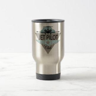 Jet Pilot Club Travel Mug