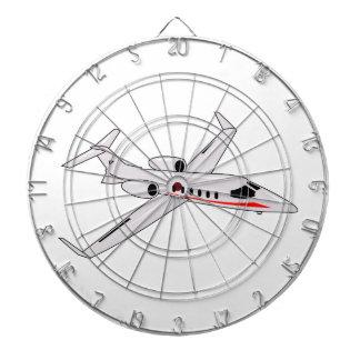 Jet Plane Dartboard With Darts