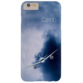Jet Plane in the Sky Pilot Slim iPhone 6 6S Plus Barely There iPhone 6 Plus Case