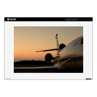 "Jet Plane Wing Fly Airport 15"" Laptop Skin"