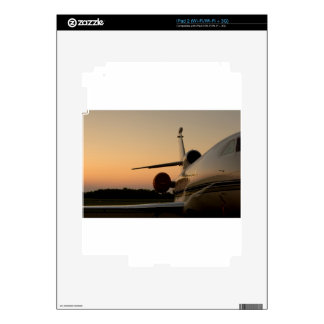 Jet Plane Wing Fly Airport Skin For The iPad 2
