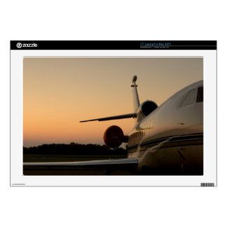 Jet Plane Wing Fly Airport Skins For Laptops