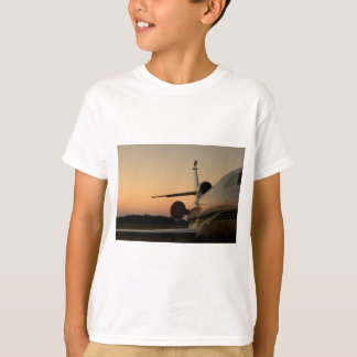 Jet Plane Wing Fly Airport T-Shirt