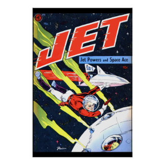 Jet Powers 1 Posters
