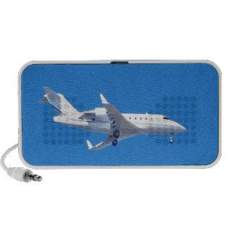 Jet privado portátil altavoz