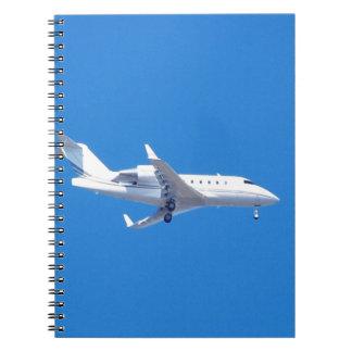Jet privado libros de apuntes