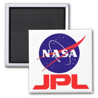 Jet Propulsion Laboratory 2 Inch Square Magnet