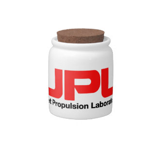 Jet Propulsion Laboratory Candy Dish