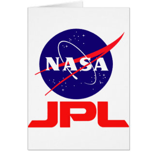 Jet Propulsion Laboratory Card