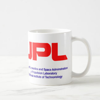 Jet Propulsion Laboratory Coffee Mug