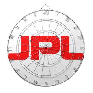 Jet Propulsion Laboratory Dart Board