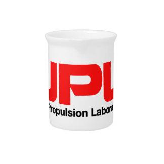 Jet Propulsion Laboratory Drink Pitcher