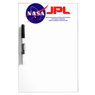Jet Propulsion Laboratory Dry-Erase Boards