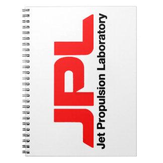 Jet Propulsion Laboratory Spiral Notebooks