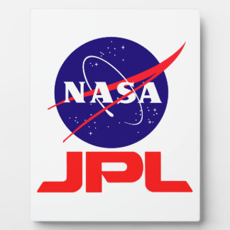 Jet Propulsion Laboratory Plaque