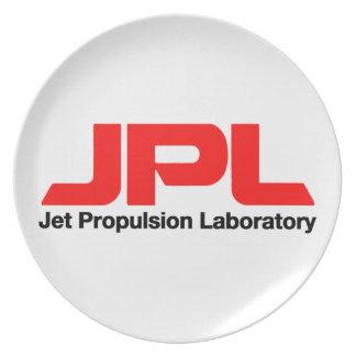 Jet Propulsion Laboratory Plate