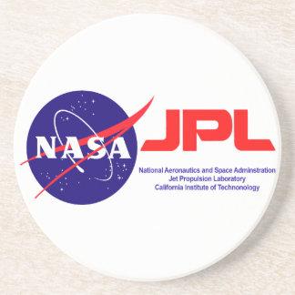Jet Propulsion Laboratory Sandstone Coaster