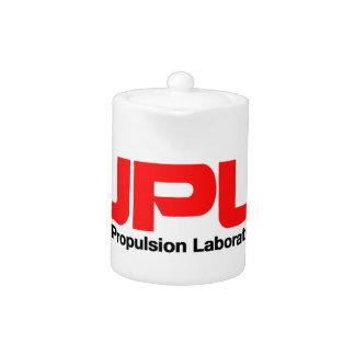 Jet Propulsion Laboratory Teapot