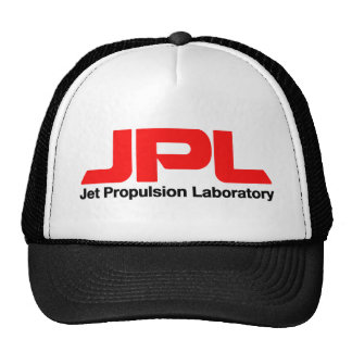 Jet Propulsion Laboratory Trucker Hat