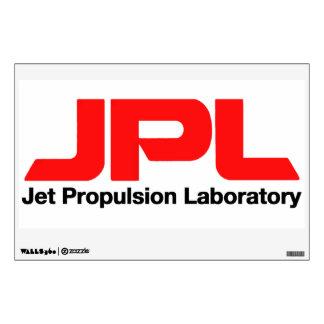 Jet Propulsion Laboratory Wall Sticker