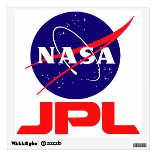 Jet Propulsion Laboratory Room Decal