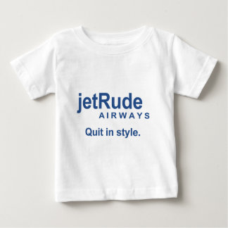 Jet Rude - Quit in style T-shirts
