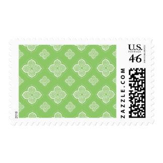 Jet Set A by Ceci New York Postage Stamp