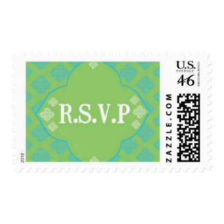 Jet Set C by Ceci New York Postage Stamps