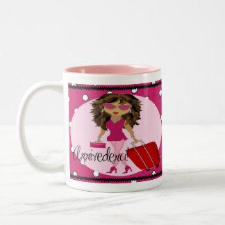 Jet Set Diva Mug