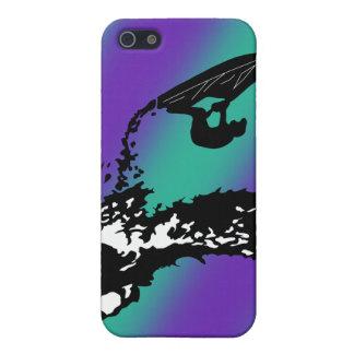 Jet ski big jump case for iPhone SE/5/5s