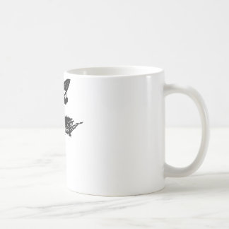 Jet ski big jump coffee mug