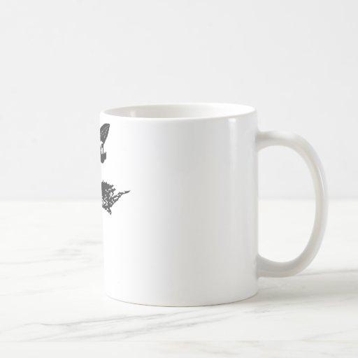 Jet ski big jump coffee mug