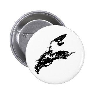 Jet ski big jump pinback button