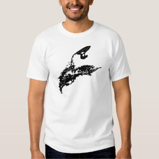 Jet ski big jump t shirt