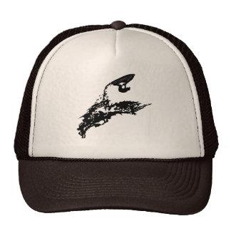 Jet ski big jump trucker hat