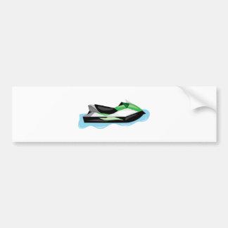 Jet Ski Bumper Stickers